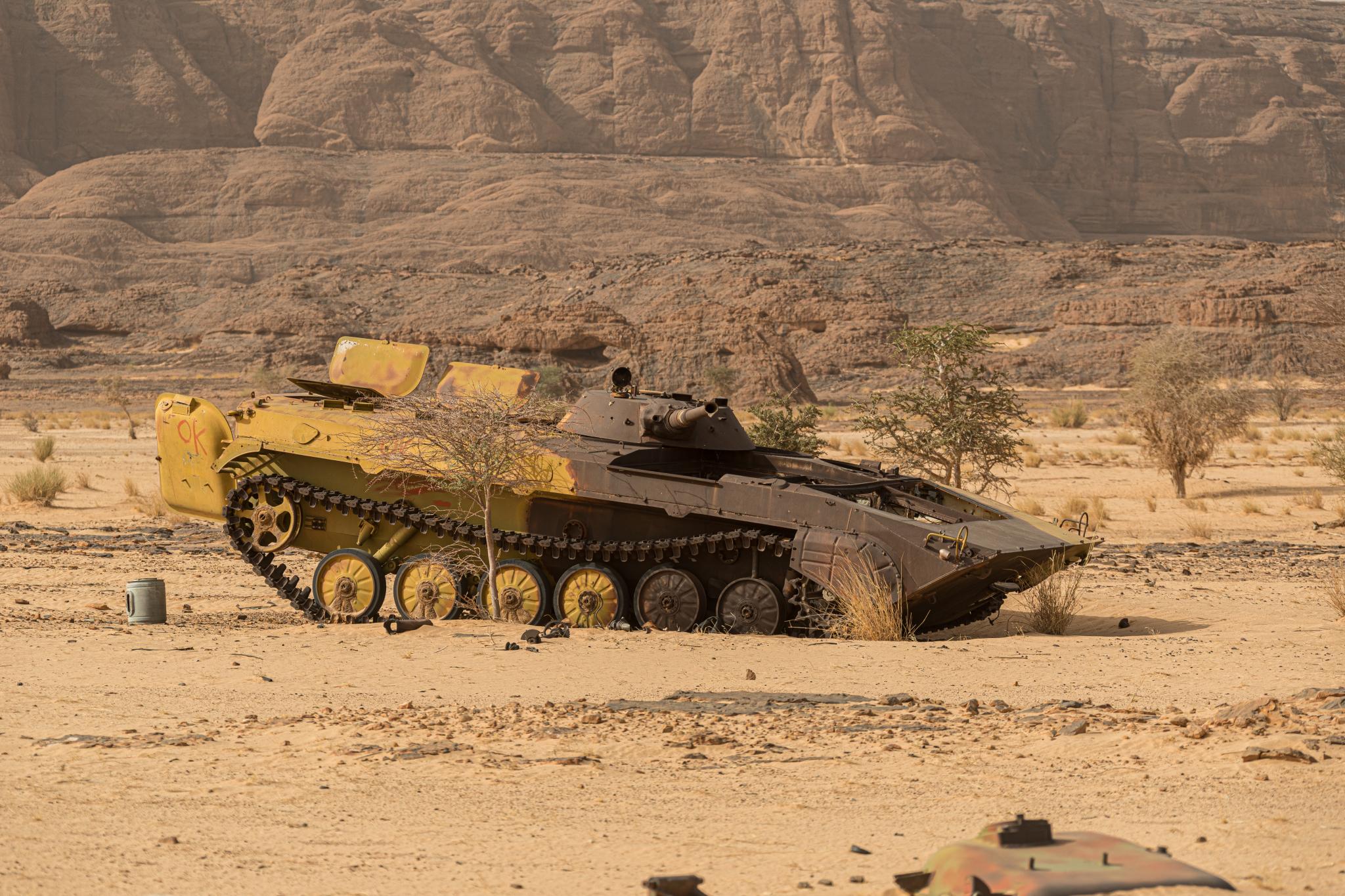 Libia: ¿el escenario para una segunda siria?