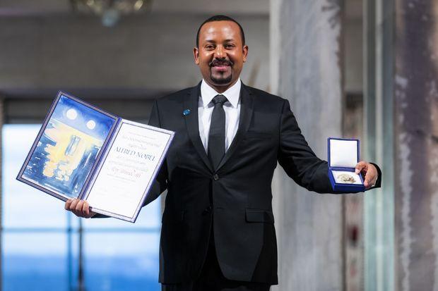 Abiy Ahmed, premio nobel de la paz 2019