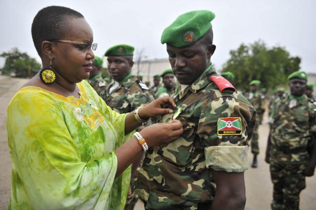 Paz y seguridad: Desde África y para África