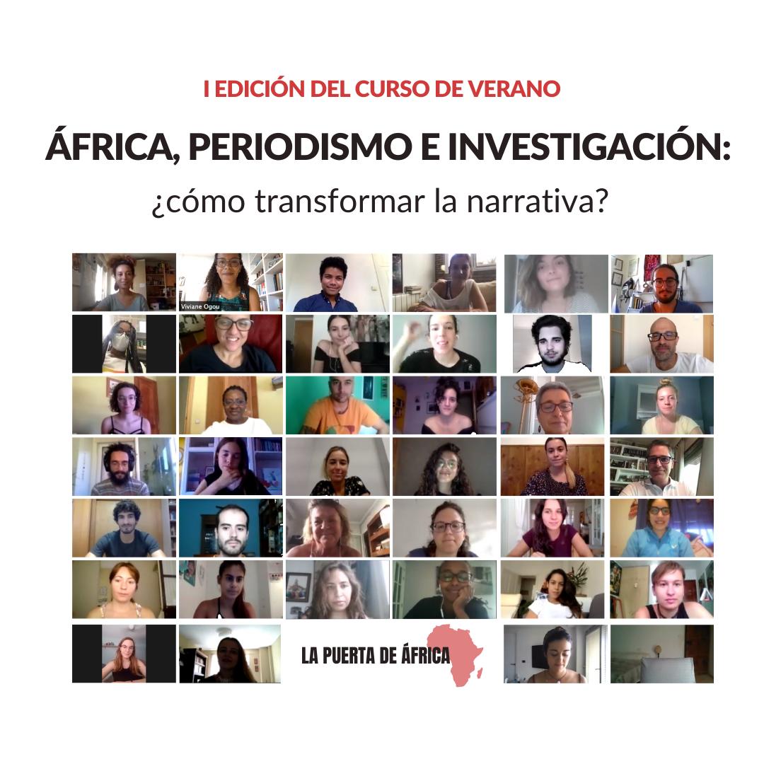 Primera Edición del Curso de Verano de la Puerta de África