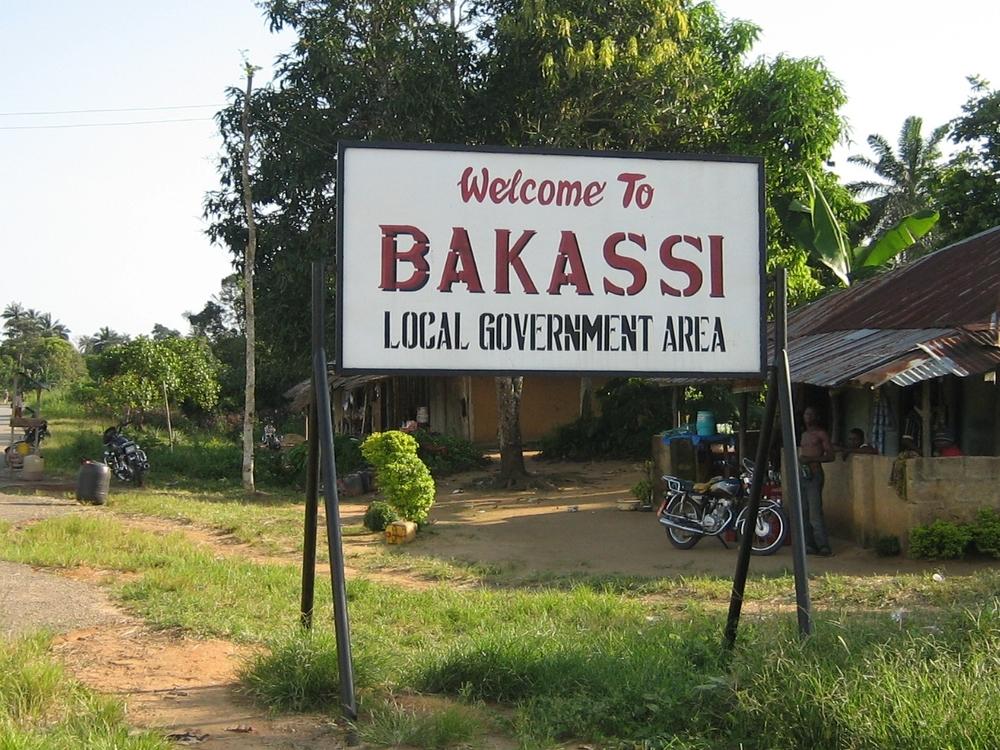 África y las fronteras coloniales: Nigeria y Camerún en Bankassi
