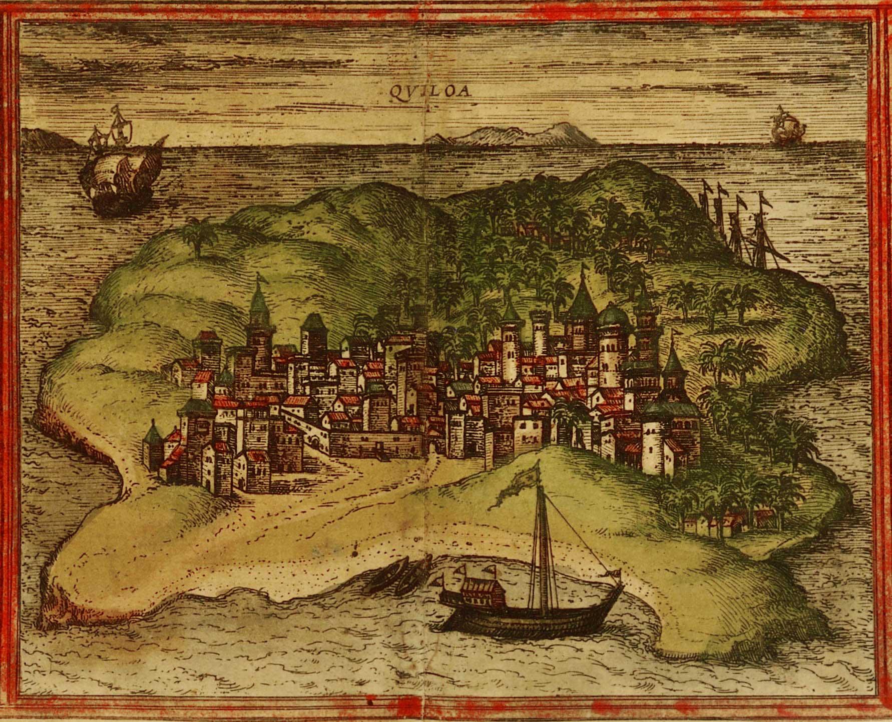 África y las fronteras precoloniales: el imperio de Malí y la ciudad-estado de Kilwa