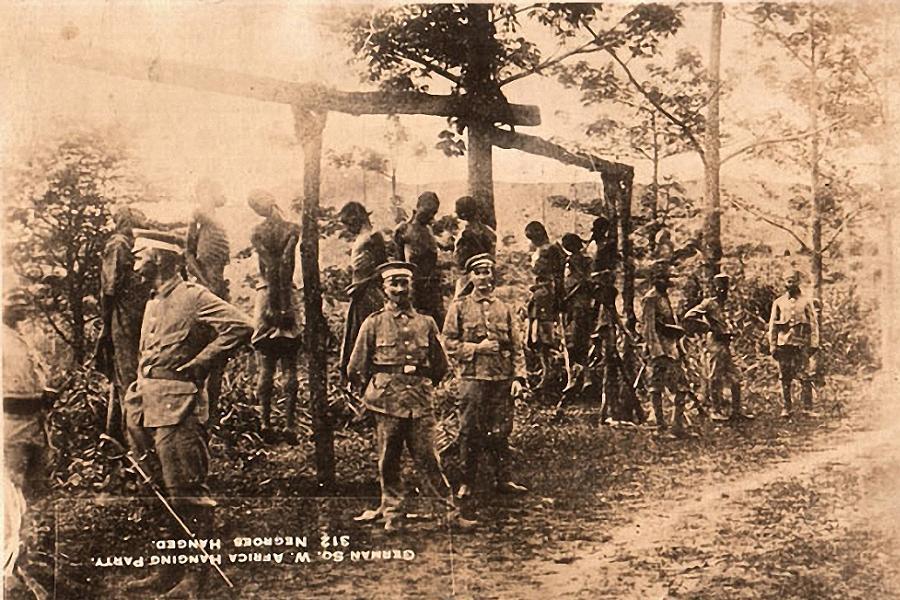 El genocidio herero (1904-1908): violencia, abuso y persecución