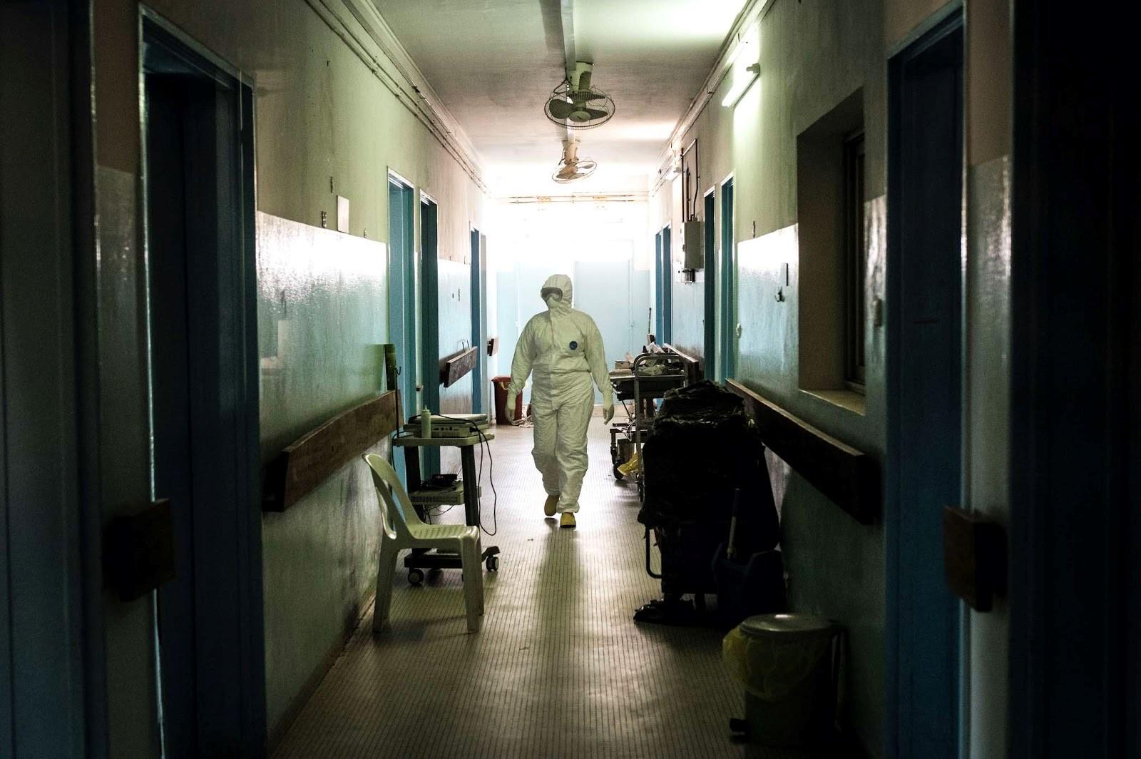 La llegada del coronavirus
