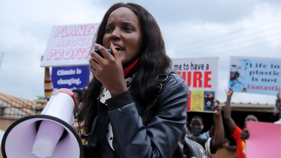 Movimientos Sociales por la Justicia Ambiental en Uganda, el epicentro de la acción por el clima en África