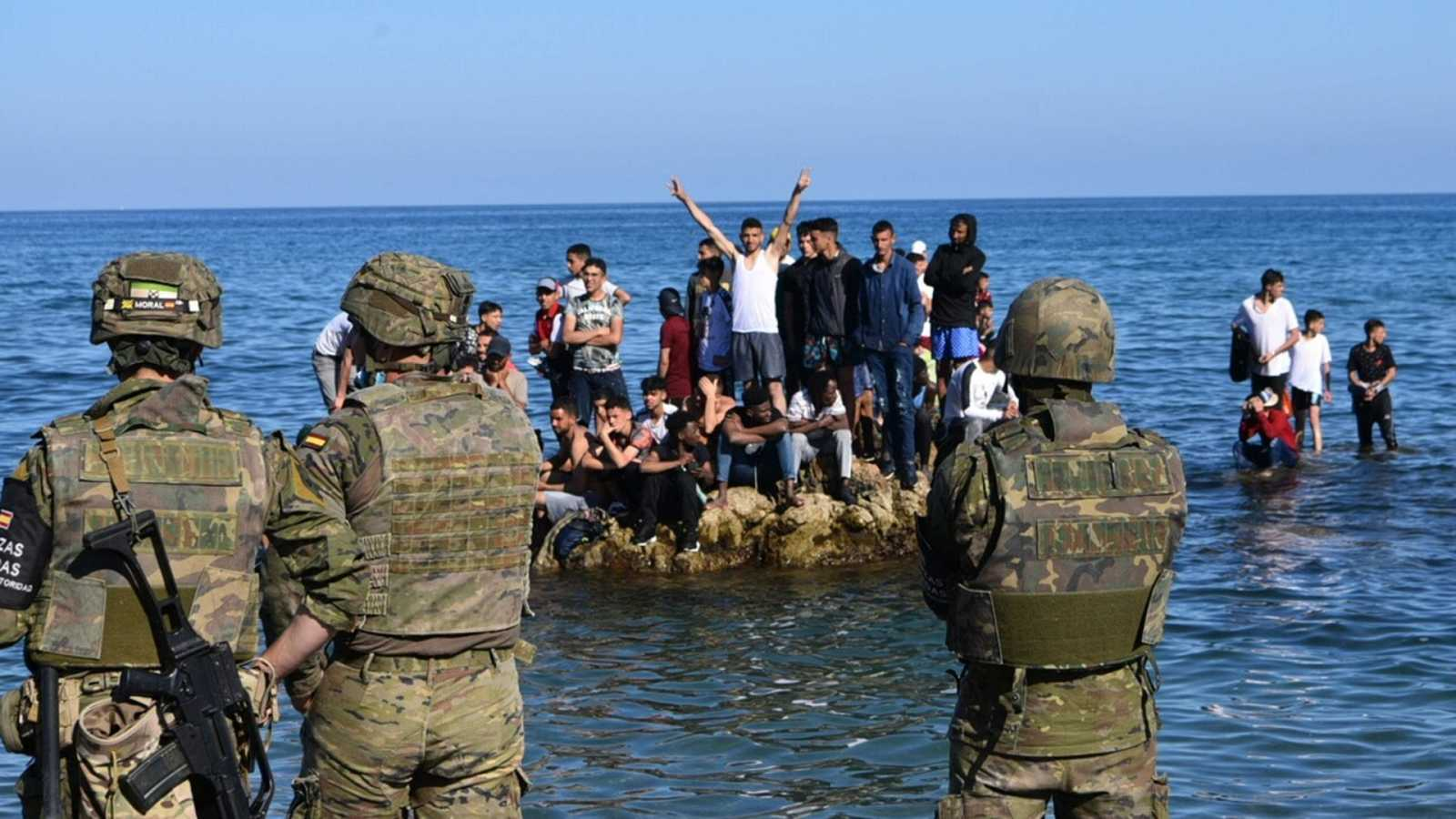 Ceuta, crónica de una crisis política de graves consecuencias humanitarias
